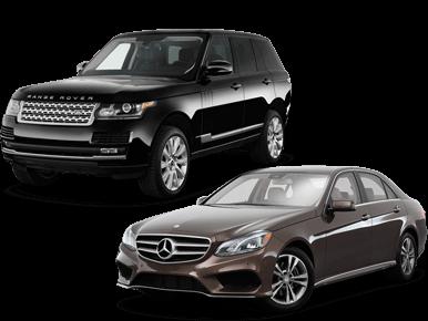 Легкові автомобілі та позашляховики